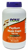 Подорожник плюс Пектин - Psyllium Husk, Now Foods (Нау фудс)