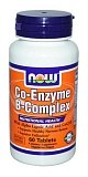 Коэнзим В-Комплекс - Co-Enzyme B-Komplex, Now Foods (Нау фудс)