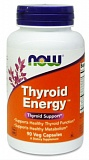 Тироид Энерджи - Thyroid Energy, Now Foods (Нау фудс)