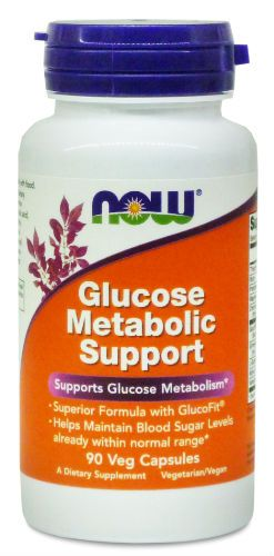 Глюкоз метаболизм саппорт / Glucose Metabolic Support