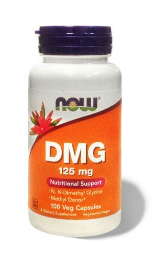 Диметилглицин ДМГ, 125 мг / Dimethyl Glycine DMG